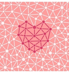 Valentine pattern new vector
