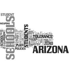 Arizona schools did they overreact text word vector