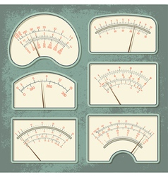 Measurers1 color vector