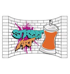 Ballon graffiti vector
