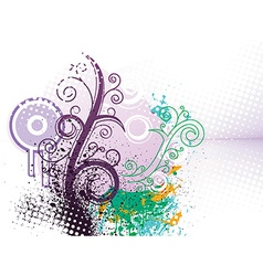 Conceptual cover graphic wallpaper vector