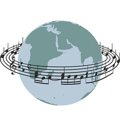 World song vector