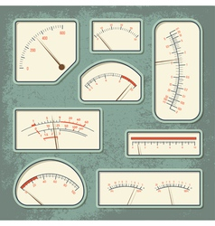 Measurers2 color vector