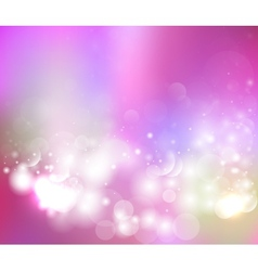 Abstract magical background vector image