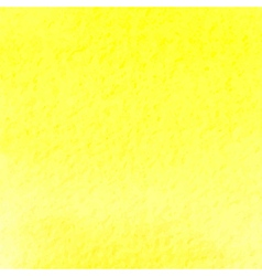 yellow watercolor squarer background vector image vector image