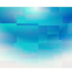 Square blue background vector image vector image