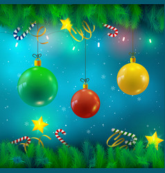 Festive bright background vector