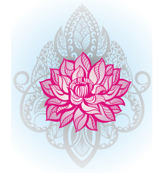 oriental style vector image vector image