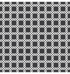Abstract repeatable pattern background of white vector image vector image