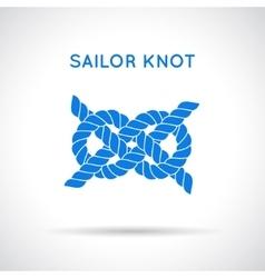 Sailor knot vector