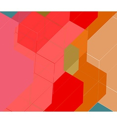 Abstract modern web page background vector