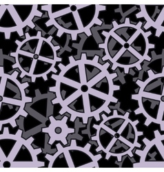 Clockwork gears vector
