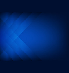 abstract dark blue background with strips vector image vector image