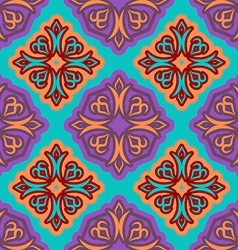 Oriental style Islam seamless pattern holiday of vector image vector image