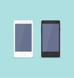 Smartphone Flat Design vector image vector image