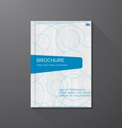 Azure book cover vector