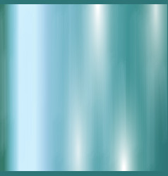 Teal brushed metal background vector