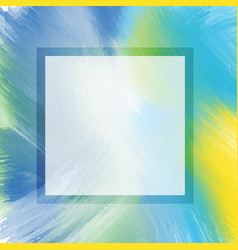 abstract watercolour background vector image vector image