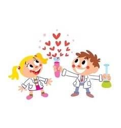 Chemistry of love vector