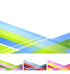 Abstract geometric minimal background vector image