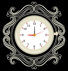 Time and clock icon vector image