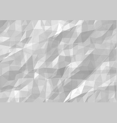 Wrinkled paper background vector