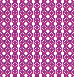 Circle seamless graphic pattern vector