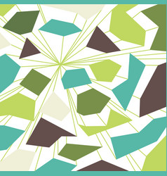 Green colorful background vector