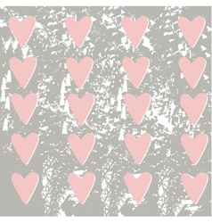 Set of symbol heart vector image vector image
