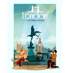 London poster vector