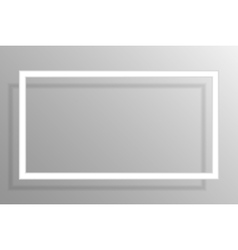 Paper rectangle banners frame template for design vector