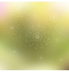 Abstract bright blurred background vector image vector image
