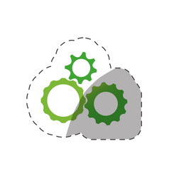 Environment gears solution design vector