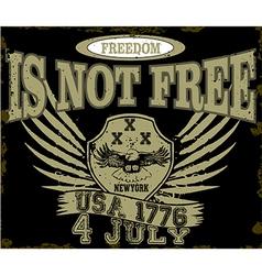 Freedom vector