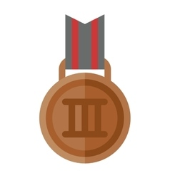 Medal place vector