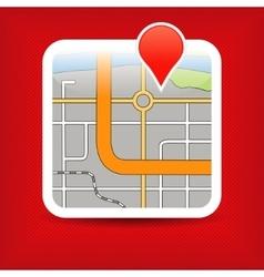 Application map vector