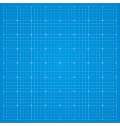 Clean blueprint background vector