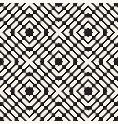 Seamless tracery pattern repeated stylized vector