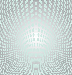 Halftone background design templates Geometric vector image vector image