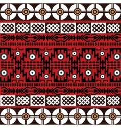 traditional patterns vector image