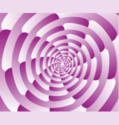 abstract pink spiral background wallpaper vector image