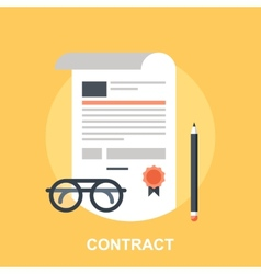 Contract vector