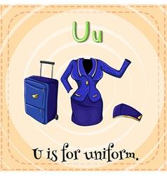 Uniform vector image