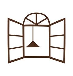 A window vector image