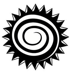 woodworking industry logo vector image