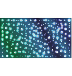 abstract light bokeh background vector image