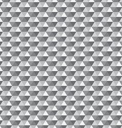 Seamless pixel grey vector image vector image