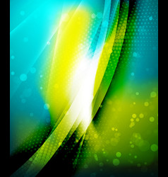 shiny glittering abstract background vector image vector image