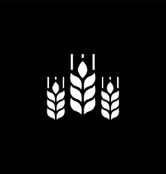 Agriculture symbol vector
