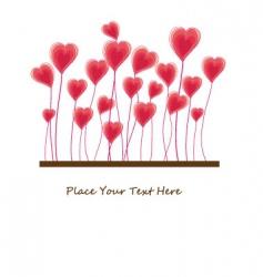 cartoon congratulatory card vector image vector image